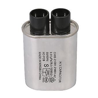 3/16 tommers terminal mikrobølgeovn HV kondensator 0.91UF erstatning for GE