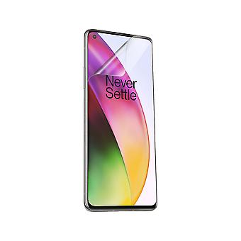 Celicious Matte Flex Anti-Glare 3D Screen Protector Film Compatible with OnePlus 8 [Pack of 3]