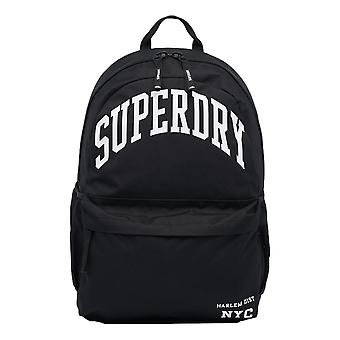 Superdry Arch Montana Backpack - Black