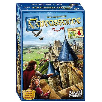 Carcassonne Board Game Standard 2-5 Players New Edition - Core / Base Card Tile Family Winter Edition