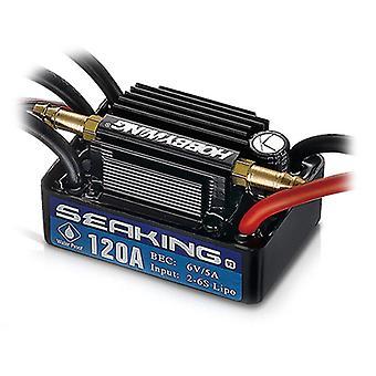 Hobbywing Seaking-120A-V3 Drehzahlregler