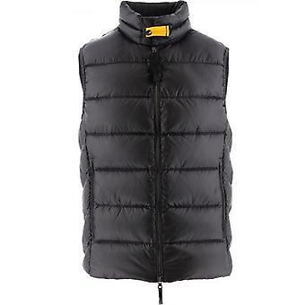 Parajumpers Black Jeordie Down Vest