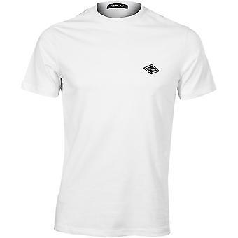 Replay Diamond Logo T-Shirt, White