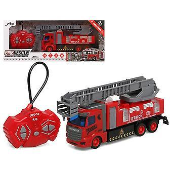 Пожарная машина Пожарно-спасательная 112054 с дистанционным управлением