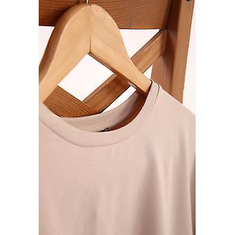 Crew Neck Short Sleeve Cotton T-shirt
