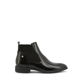 Roccobarocco - Sapatos - Botas de tornozelo - RBSC1JC03STD-NERO - Mulheres - Schwartz - EU 37