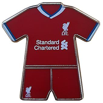 Liverpool FC Home Kit Badge