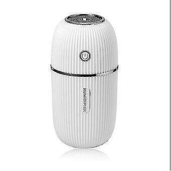High quality humidifier ultrasonic usb aroma essential oil diffuser dark blue #4318