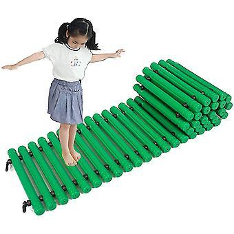 Tactile Balance Path Board Kindergarten Balance Trail(Green)