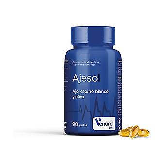 Ajesol (Garlic, Hawthorn, Olive) 90 softgels
