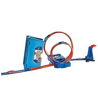 Multi Loopback Storage Box Hotwheel Car Toy