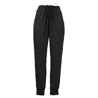 Soft & Cozy Women's Pants Stretch Jogger Black 663210