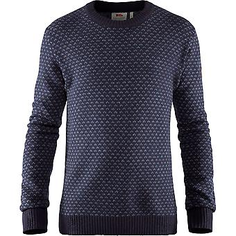 Fjällraven Ovik Nordic Sweater - Tumma laivasto