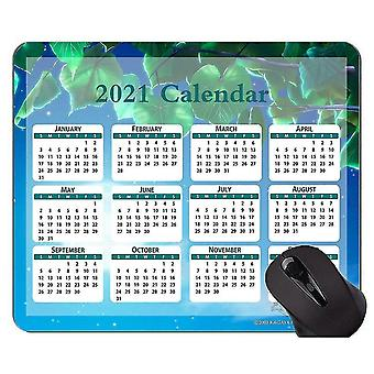 Keyboard mouse wrist rests 300x250x3 2021 galaxy calendar colors gaming mouse pad custom design mat dark blue sky themed