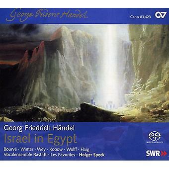 G.F. Handel - Georg Friedrich H Ndel: Israel in Egypt [SACD] USA import