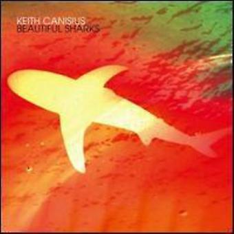 Keith Canisius - Beautiful Sharks [CD] USA import