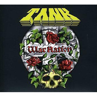 Tank - War Nation [CD] USA import