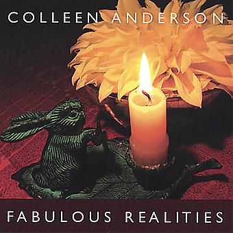 Colleen Anderson - fabelagtig realiteter [CD] USA import