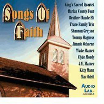 Songs of Faith - Vol. 2-Songs of Faith [CD] USA import