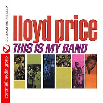 Lloyd Price - importación de Estados Unidos esta es mi banda [CD]