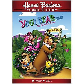 Yogi Bear Show: The Complete Series [DVD] USA import