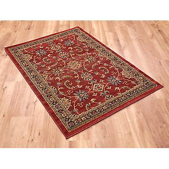 Ziegler 347 Red  Rectangle Rugs Traditional Rugs