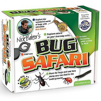 Mijn levende wereld Bug Safari Kit