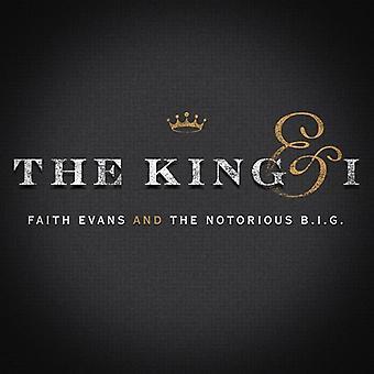 Faith Evans och the Notorious B.I.G. - The King & I (Explicit) [Vinyl] USA import