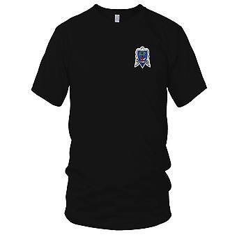 US Army - 551st luftburna infanteriregementet broderad Patch - Mens T Shirt