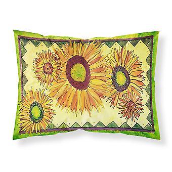 花 - ヒマワリ透湿生地の標準的な枕