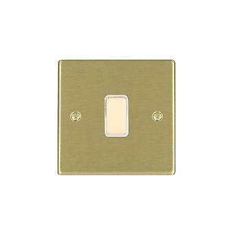 Hamilton Litestat Hartland Satin Brass 1g 250W M-Way Touch Mast SB/WH