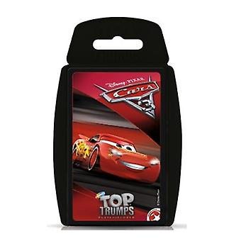 Top Trumps Cars 3 Card Game