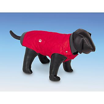 Nobby Nina Fleece Lined Dog Coat