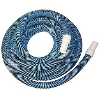 """Protech BS114X18 1.25"""" x 18' Vacuum Hose with Swivel Cuff"""