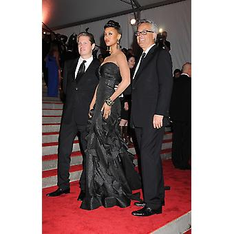 James Mischka Tyra Banks Mark Badgley At Arrivals For The Model As Muse Embodying Fashion Costume Institute Benefit Gala Metropolitan Museum Of Art New York Ny May 4 2009 Photo By Rob RichEverett