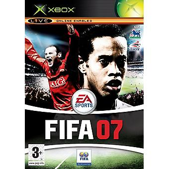 FIFA 07 (Xbox)-nytt