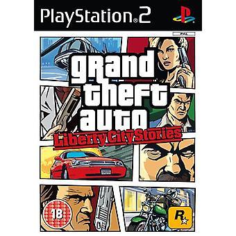 Grand Theft Auto Liberty City Stories (PS2) - Comme nouveau