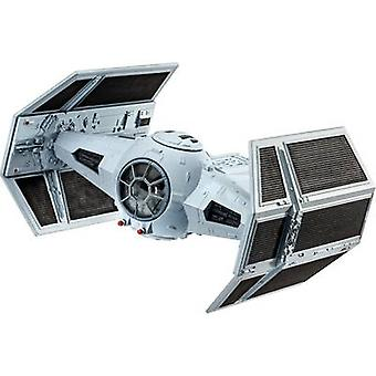 Revell 03602 Star Wars Darth Vader´s Tie Fighter Sci-Fi rumfartøjer montage kit