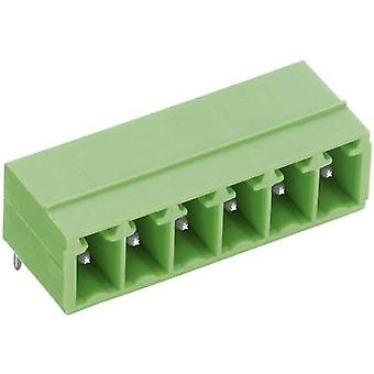 الضميمة رقم Pin PTR-ثنائي الفينيل متعدد الكلور STL (Z) 1550 العدد الإجمالي لتباعد الاتصال دبابيس 6: 3.81 مم 51550065025E 1 pc(s)