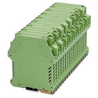 Phoenix Contact ME 22,5 UT GN DIN rail casing (bottom part) 99 x 22.5 Polyamide Green 1 pc(s)