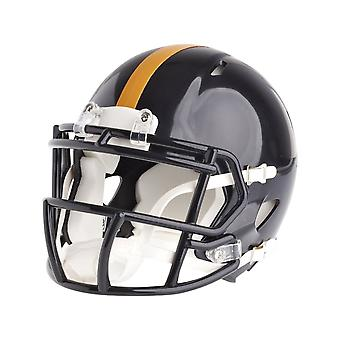 Casco di Riddell mini football - NFL velocità Pittsburgh Steelers