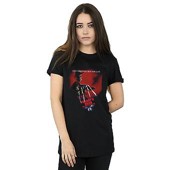 A Nightmare On Elm Street vrouwen Freddy's Dead Boyfriend Fit T-Shirt