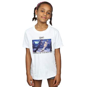 Michael Jackson Mädchen glatt kriminellen schlanke T-Shirt