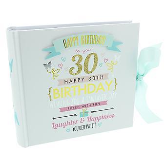 Panie Signography 30 urodziny Photo Album