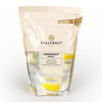 Callebaut bianco cioccolato Crispearls