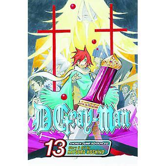 D. Gray-Man de Katsura Hoshino - Katsura Hoshino - 9781421525990 livre