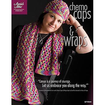 Chemo Caps & Wraps by Connie Ellison - 9781596353275 Book