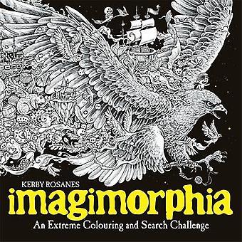 Imagimorphia by Kerby Rosanes - 9781910552148 Book