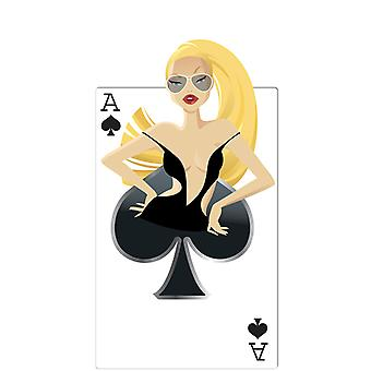 Spades Babe (Poker Night) - Lifesize Découpage cartonné / Standee