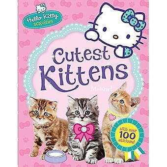 Ciao Kitty di più teneri gattini (Hello Kitty)